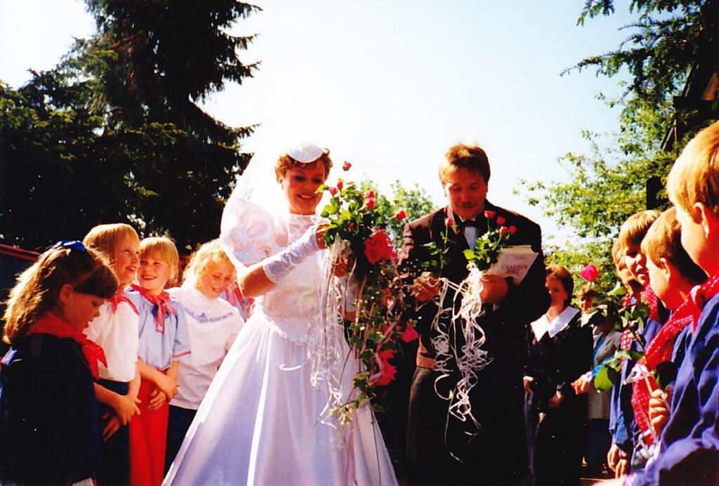 Hochzeit Jürgen Fischer